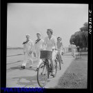 *NEW* Antique Bicycle Photo:(8X10) Washington D.C., Haines Point, Sunday, 1911