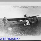 *NEW* Antique Bicycle Photo:(8X10) Starting Motor, Airplane, Louis Bleriot 1904