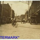 *NEW* Antique Bicycle Photo:(8X10) Redlight District, Danville, Virginia, Paints