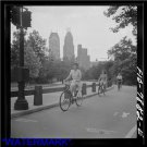 *NEW* Antique Bicycle Photo:(8X10) New York, New York Central Park, Essex House
