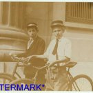 *NEW* Antique Bicycle Photo:(8X10) Norolk, VA 201 Freeman Street, Western Union