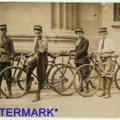 *NEW* Antique Bicycle Photo:(8X10) Norfolk Virginia, Western Union, Messengers