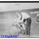 *NEW* Antique Bicycle Photo:(8X10) Fogler, Cycle Racer, 1906, Trainer, Road Bike
