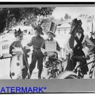 *NEW* Antique Bicycle Photo:(8X10) Bike Riders, Parade, 4th July, Vale Oregon