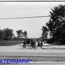 *NEW* Antique Bicycle Photo:(8X10) Belle Isle Bridge Approach, Street, Detroit
