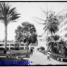 *NEW* Antique Bicycle Photo:(8X10) West Facade, Poinciana,Palm Beach, Florida