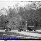 *NEW* Antique Bicycle Photo:(8X10) Rock Creek Park, Old Classic Cars,Stone House