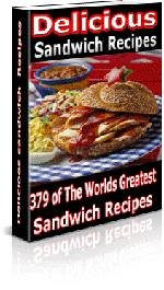379 Sandwich Recipes Collection