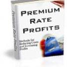Premium rate profit