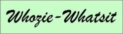 whozie-whatsit