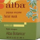Anti-aging Alba Botanica Hawaiian Papaya Enzyme Facial Mask