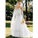David bridal style V9364 size 14