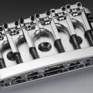 Schaller 3D-6 Chrome Guitar Bridge