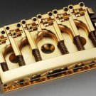 Schaller 3D-6 Gold Guitar Bridge