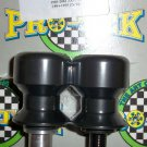 Pro-tek Swing Arm Spool Slider Kawasaki 2000 2001 2002 2003 Ninja ZX7 ZX7R ZX7R Black SAS-10K
