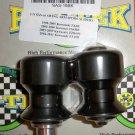 Pro-tek Swing Arm Spool Slider Kawasaki 2003 2004 2005 2006 Ninja ZX6RR ZX636 Black SAS-16K