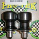 Pro-tek Swing Arm Spool Slider Kawasaki 2000 2001 2002 2003 2004 2005 Ninja ZX12R Black SAS-17K