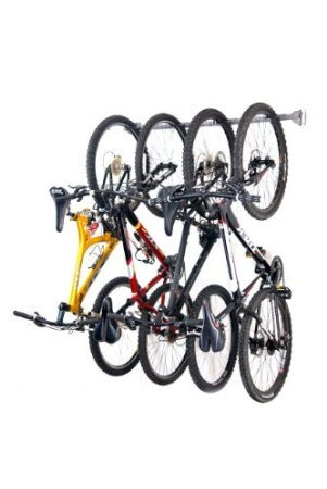 4 Bike Storage Rack by Monkey Bars