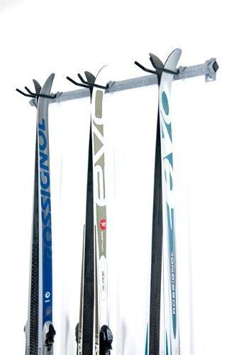 3 Cross Country Ski Rack by Monkey Bars