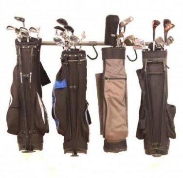 Golf Bag Storage Rack