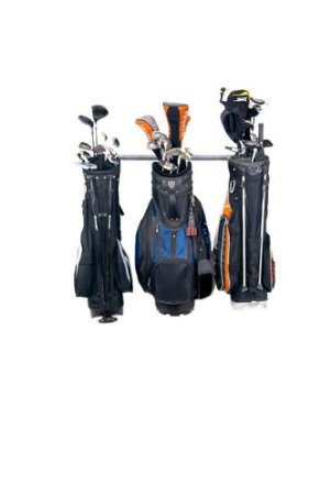 Monkey Bars Small Golf Bag Rack