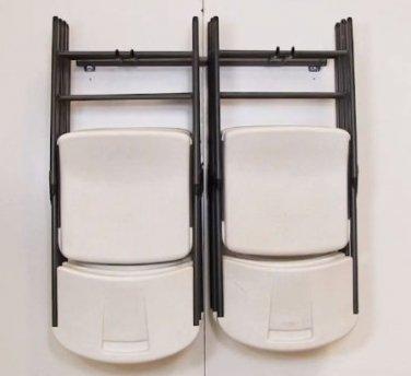 Monkey Bars MB-24 Small Folding Chair Rack