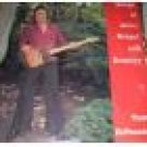 Tom DiPonzio Love Gospel & Country Songs LP Signed RARE