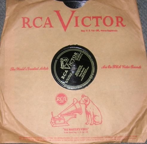 Tony Martin Roulette It's EZ 4U2 Say 78 Vintage Record