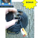 *BONUS* Hawk Eye Nature Cam with Hawk Eye 100-foot Extension Cable