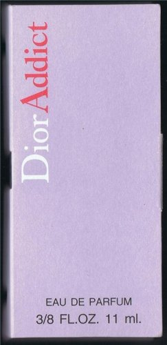 Travelsize Mini Perfume, DIOR Addict, Size.3/8 FL.OZ - 11ML.