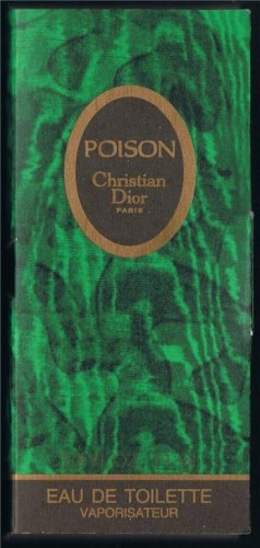 Travelsize ,DIOR POISON Size.3/8 FL.OZ - 11ML.