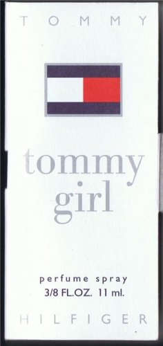 Travelsize *tommy girl*  Sz.3/8 FL.OZ-11ML