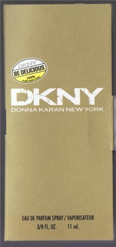 Travelsize DKNY  *BE DELICIOUS* Sz.3/8 FL.OZ-11ML