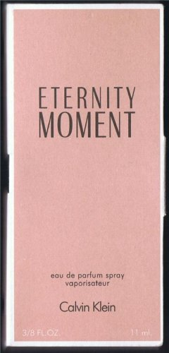 Travelsize C.K ETERNITY  MOMENT ,Sz.3/8 FL.OZ - 11ML.