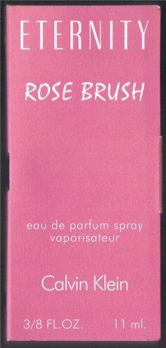 Mini Perfume C.K ETERNITY Rose Brush .3/8 FL.OZ - 11ML.