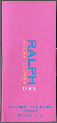 Travel size RALPH LAUREN *RALPH COOL*  Siz.3/8 FL.OZ-11ML