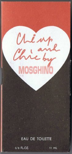 TRAVELSIZE MOSGHINO Size 3/8 FL.OZ,11 ml