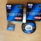 (2)Spools Berkley Vanish Fluorocarbon Line 8 lb. test, 250 yd spls