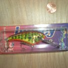 Bagley Rattlin' Kill'r B2 Crankbait, Prism Image, New Old Stock