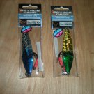 2 Savage Gear 100 gram Squish jigs, erratic fall slow pitch jigs,Sardine flash, dorado, new