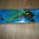(1) Shimano Lucanus Octopus Jigs, 150 gram, Green/gold, Deep drop Saltwater Lure