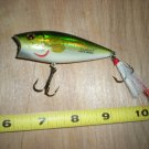Excalibur Advantage Bill Dance Pop'n Image Topwater Popper, Holo Baby Bass, New