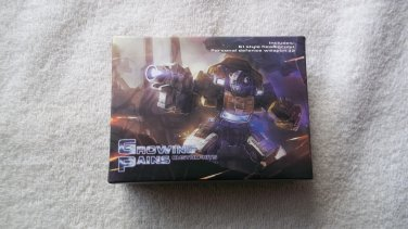 Beelzeboss Growing Pain Gold Bug Upgrade Kit for Classic United Henkei Bumblebee MISB