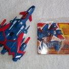 Transformers Botcon 2012 Invasion Shatter Glass Metalhawk New Complete + Biocard