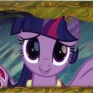 Series 2 #G4 Princess Twilight Sparkle exclusive foil