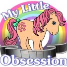 """My Little Obsession"" DVD"