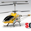 "30.5"" Syma S033G RC Helicopter 3.5CH 3D Full Function with Gyro EU Plug Yellow"