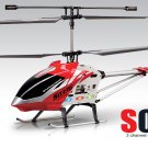 "30.5"" Syma S033G RC Helicopter 3.5CH 3D Full Function with Gyro EU Plug Red"