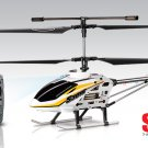 "18"" Syma S301G 3.5CH RC Helicopter with Gyro RGB Light EU Plug Yellow"