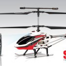 "18"" Syma S301G 3.5CH RC Helicopter with Gyro RGB Light EU Plug Red"